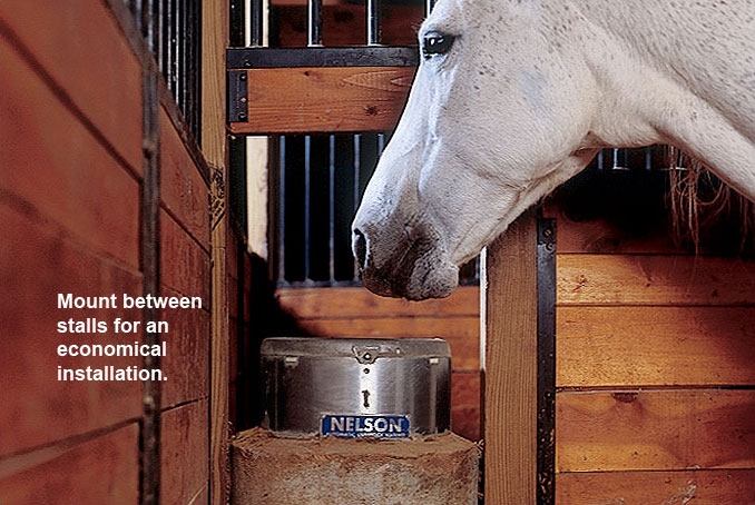 Hot Water Heater Problems >> Automatic Horse Waterers | Nelson Mfg 700 Series | IA